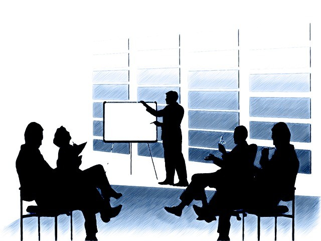 small group presentation