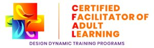 Certified Facilitator of Adult Learning logo